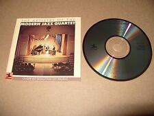 The Artistry O f The Modern Jazz Quartet 15 track cd 1986 Excellent Condition