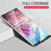 10D Flexible Hydrogel Film Full Screen Protector For Samsung Galaxy Note 10 Plus