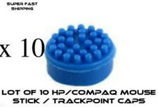 Qty of 10 Hp Compaq  NC4400 NC6000 NC6100 NC6110  Keyboard Mouse Trackpoint Caps