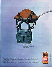 PUBLICITE ADVERTISING    1963   LEGAL   café soluble