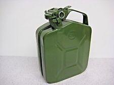 Military Style 5L Jerry Can Green