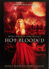 WOLF SPRINGS CHRONICLES HOT BLOODED PROMO POSTCARD