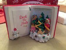 San Francisco Music Box Co We Wish You A Merry X'mas 31-29184-5-00 Christmas