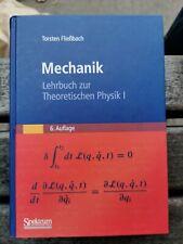 Mechanik: Lehrbuch zur Theoretischen Physik I von Fließb... | Buch | Zustand gut