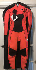 NWT HURLEY Women's Phantom 202 Wetsuit With garment Bag Sz 6 $380