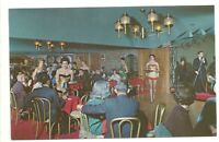 Postcard AZ Scottsdale Arizona   SAFARI HOTEL Interior Risque French Quarter
