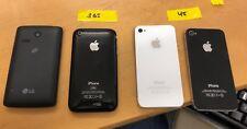 Apple iPhone 3GS, 4S, 4S - 8GB, 16GB - Black, Black, White (AT&T) Smartphone