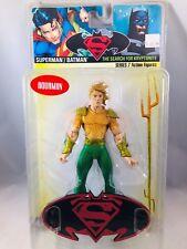 DC Direct Superman Batman Search for Kryptonite Aquaman Action Figure