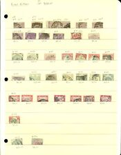 Great Britain : 19th & 20th Century grouping. Catalog $4,395.00 in 1909 Scott.