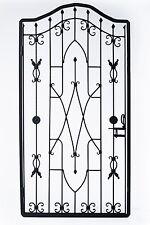 Wrought Iron Gate, Garden Gate, Feature, Classic design