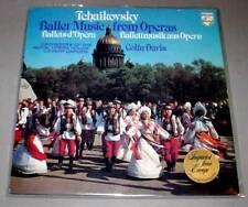 Tchaikovsky Opera Ballet Music Import Lp Colin Davis
