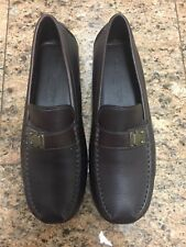 Louis Vuitton Leather Moccasins Loafers NIB