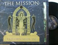 THE MISSION ~ Gods Own Medicine ~ VINYL LP