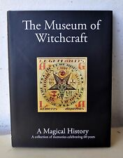 Museum of Witchcraft LE 1/250 Signed Cecil Williamson Gemma Gary Xoanon Art RARE