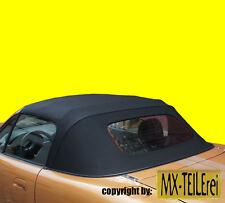 MAZDA MX-5 NA NB Sonnenland Verdeck Stoffverdeck Stoff Verdeck Glas-Scheibe NEU