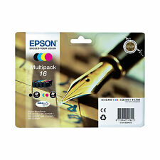 ORIGINALI EPSON T1626 BK C M Y PER Epson WorkForce WF-2540WF WF-2630WF