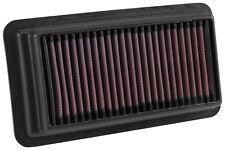 K&N 33-5044 Hi-Flow Air Intake Filter for 2016-2017 Honda Civic CR-V 1.5L Turbo