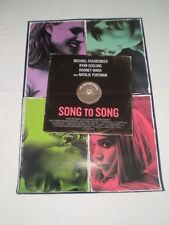 Song Original Movie Poster Malick X Ds Terrence Ryan Gosling Rooney Mara Remembe