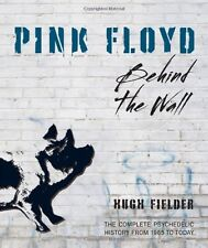 PINK FLOYD Behind the Wall LIBRO Lingua Inglese NEW .cp