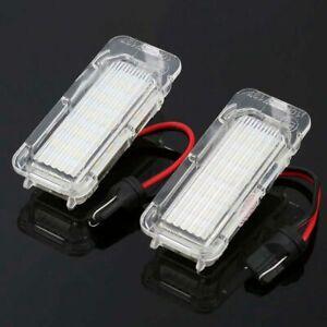 Kennzeichenbeleuchtung LED für ür Ford Focus C MAX S MAX Mondeo Galaxy KUGA 7903