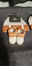Nike Baby Football Beanie And Booties