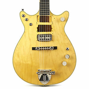 Gretsch G6131-MY Malcolm Young Signature Jet - Natural