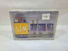 Sim City The Card Game New Your City Starter Deck New Sealed