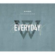 Winner-[Everyd4y] 2nd Album Day Ver CD+FotoBuch+Post+FotoKarte+etc+Tracking