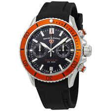Swiss Legend Oceanaire Chronograph Black Dial Watch SL-13857SM-01-OA