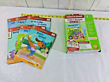 Leapfrog Early Reader Book Set 2. 6 Books Interactive