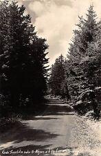 BR20455 Route foresteire entre le mezenc et le ger bien France