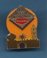 Pin's pin MAGGI SAVEURS DU MONDE SOLEIL D' ORIENT (ref G)