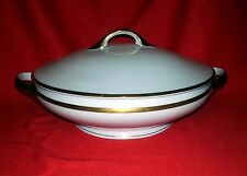 J&C Bavaria - Jaeger & Co - Roman Bavaria China - Round Serving Bowl with Lid