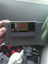Legend of Zelda: A Link to the Past -SNES SUPER NINTENDO -FRENCH VERSION -TESTED