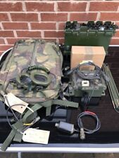 Clansman Military UK RT320/1 c/w LSB Mode GRADE B HF SET IN A USED RADIO BERGEN
