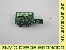 PLACA MICROFONO AURICULARES ACER TRAVELMATE 3004WTMI HEADPHONE BOARD DA0ZH1AB8E6
