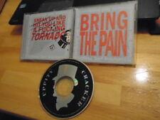 MEGA RARE PROMO Mindless Self Indulgence CD Bring the Pain TORNADO demo TIGHT 99