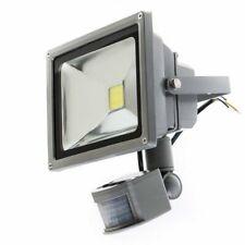 Tempo di Saldi 20W LED Faro con Sensore di Movimento Crepuscolare - Bianca Fredda (FARO20WSENS)