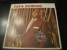 Fats Domino; The Fabulous Mr. D     on LP