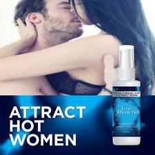 TRUE ATTRACTION PHEROMONE SPRAY FOR MEN – SEDUCE & ATTRACT SEXY WOMEN