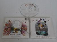 Queen – Innuendo/Parlophone Cdp 79 5887 2 CD Album