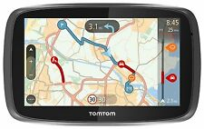 TomTom Start 52 5-Inch Sat Nav with UK and W Europe Maps and Lifetime Map Update