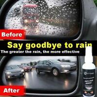 Car Window Glass Anti-fog Agent Auto Liquid Hydrophobic Coating Spray Rainproof