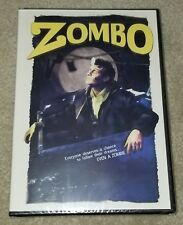 Zombo The Musical DVD Factory Sealed NEW