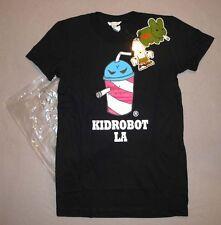 Frank Kozik Kidrobot Womens Small El Flaco KR LA Tee Shirt Mongers *BRAND NEW*