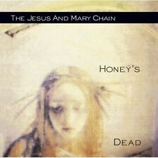 CD Album Jesus & Mary Chain - Honey's dead (Mini LP Style Card Case) *NEW*