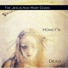 CD Album Jesus & Mary Chain - Honey's dead (Mini LP Style Card Case) *NEW*