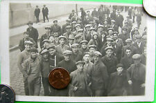 Russian White Army Emigres in France 1930 signed original photo