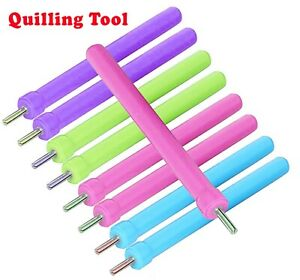Slotted Metal Paper Quilling Tool Pen Paper Craft x 1 HIGH QUALITY