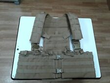Condor XPC TAN EXO MOLLE Infantry Tactical Vest medium - LARGE AIRSOFT gear